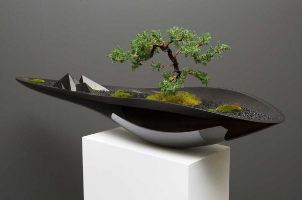 bonsai-modern-planter