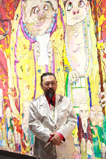 @Takashi Murakami/Kaikai Kiki Co., Ltd. All Rights Reserved.