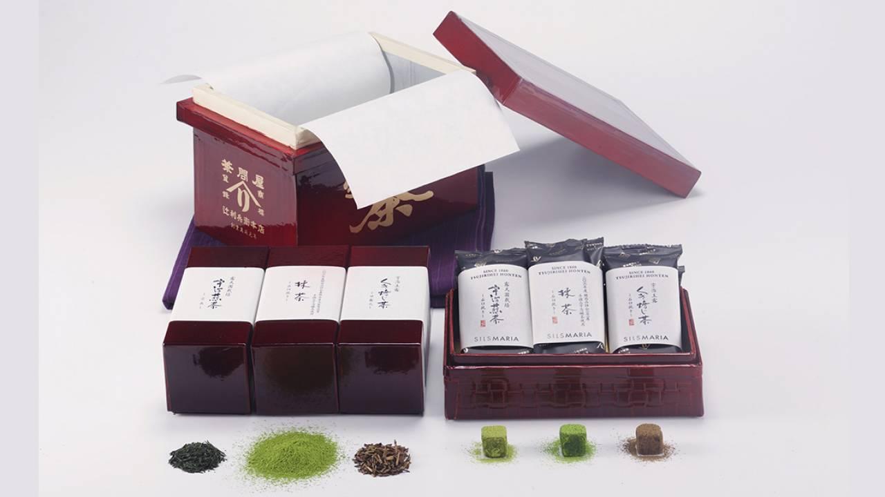 お値段100,000円!30個限定、最高級の抹茶を使用した生チョコレートのプレミアム感よ!