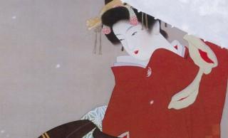 上村松園や藤田嗣治など!女性の美しさ、凛々しさに焦点を当てた展覧会「女性像の魅力」開催中