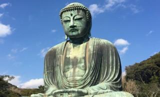 なぜに野ざらし…?鎌倉の大仏に大仏殿が無い理由は自然災害にあり