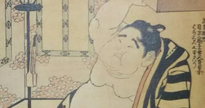 マジでか!?1歳で37kg、お江戸を席巻したスーパーちびっこ力士・大童山文五郎がでっ可愛い
