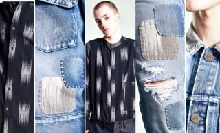 これはカッコいいぞ!新潟県伝統の綿織物・亀田縞の可能性を見出した素敵なファッションアイテムが登場