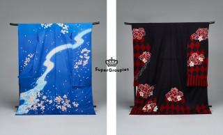 刀剣乱舞が美しい京友禅の着物になった!かんざしや履物などの和小物も登場です