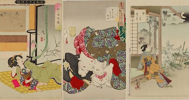 面白そうな視点!明治時代に描かれた江戸…という視点から浮世絵を楽しむ企画展「江戸ノスタルジア」