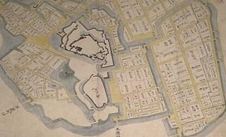 大発見これが江戸城だ!徳川家康による初期 江戸城の詳細な絵図が見つかる