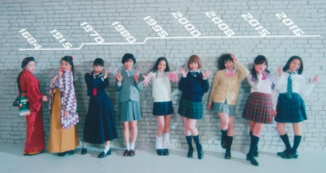 """懐いなぁ!日本の女子高生の""""盛リ""""の歴史をまとめた「盛リコレ動画」をドコモが公開"""
