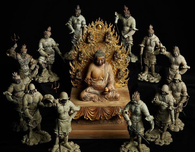 アート- 日本文化と今をつなぐ。Japaaan見よこの圧巻の荘厳さ!薬師如来と武神・十二神将が神々しさ溢れるフィギュアになって登場RELATED 関連する記事RANKING ランキング