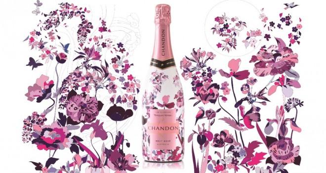 素敵ボトル!日本の花鳥風月をイメージしたエレガントデザインなスパークリングワインが発売