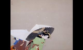 上村松園きたー!本日18日放送 美の巨人たちは、男社会に挑んだ女流画家・上村松園を特集