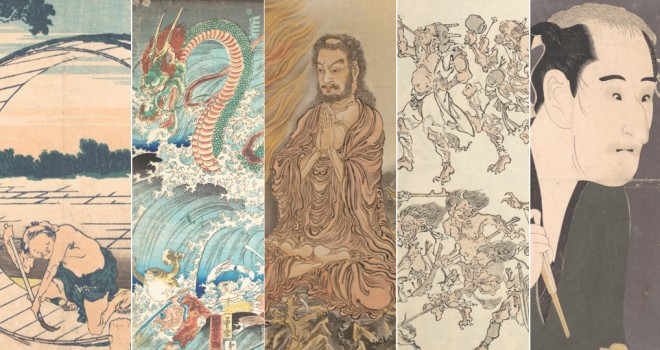 こりゃすごい〜っ!メトロポリタン美術館が浮世絵や日本画を含む美術作品を無料公開!商用利用OK