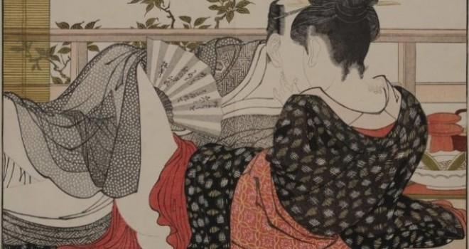 春画は新婚生活に必須?江戸時代、春画はただ見るだけのものじゃなかった