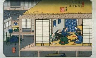 現代にもあるメニューに親近感?江戸の食事情、毎日どんなものを食べていたの?
