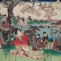 いよいよ花見シーズン!お花見は江戸時代の人々も待ち遠しかったビッグイベント