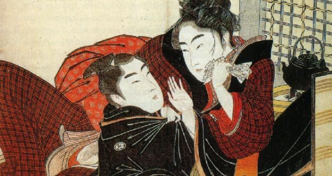 出会いの人気スポットは神社!?ナンパだってあった江戸時代の自由恋愛事情