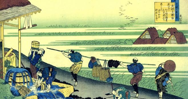 荷物届くのに4日も!?遊女のための配達人もいた、江戸時代の通信手段いろいろ