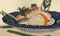 江戸時代グルメ雑学(1)「握り寿司」は江戸っ子が生んだファストフード
