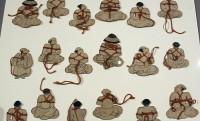 こ、これは貴重!江戸時代、同心が捕縄術の習得に使った「早縄掛様雛形」が興味深し