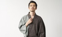 浴衣を現代でももっと身近に…「和ROBE」が新作浴衣や半纏など2017年夏ルック発表