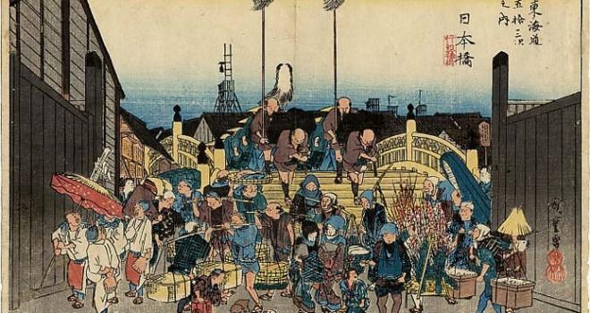 見逃せない!本日放送「美の巨人たち」は歌川広重の代表作「東海道五十三次」