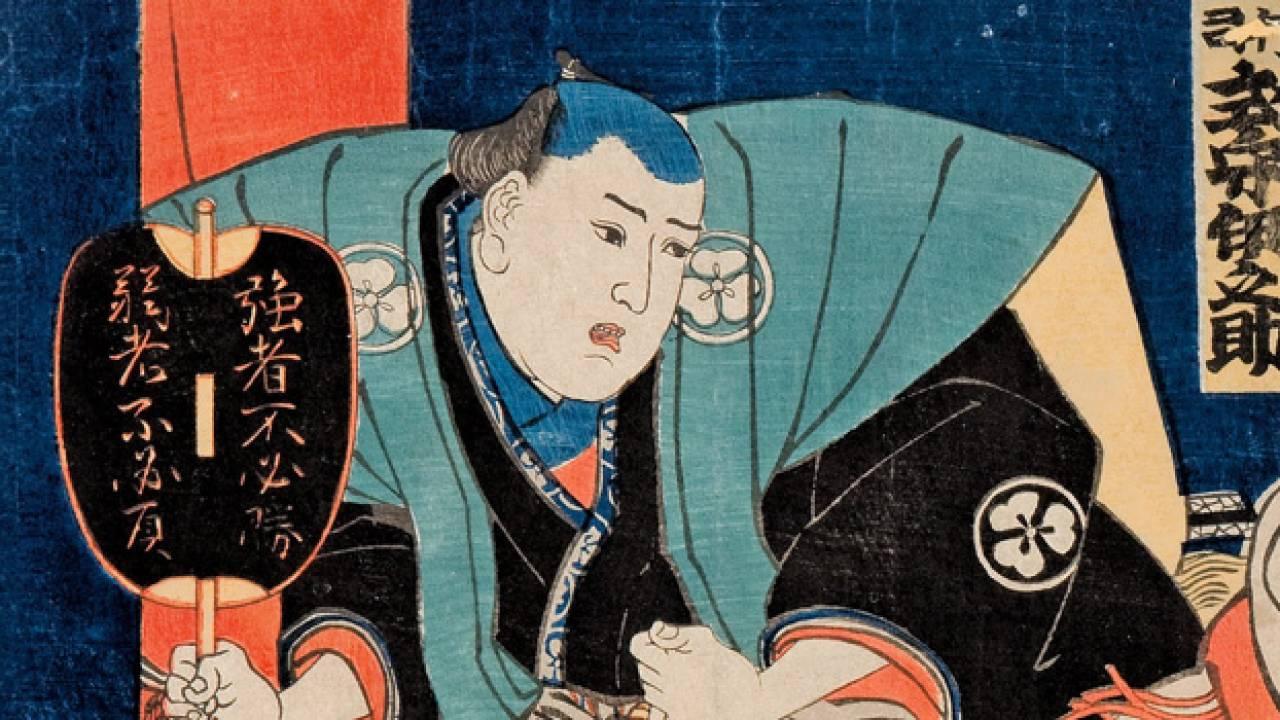 相撲は行司も階級社会!立行司〜序ノ口行司で服装も違うんです
