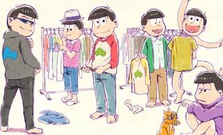 お帰りなさい!新動画も公開、TVアニメ「おそ松さん」の第2期放送が決定