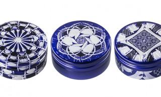 コスメ容器の枠を超えた美しさ…。保湿クリーム「スチームクリーム」から江戸切子モチーフの限定商品