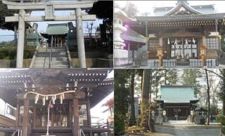 地域にいくつあるの?横浜に密集する「杉山神社」の由緒と名前の由来