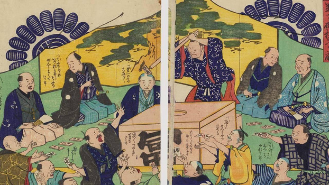 最高1000両!江戸時代もやっぱり人気だった宝くじには、違法なものも色々あった