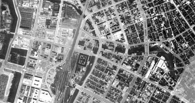 これが戦前の東京!昭和11年頃に撮影、かなり貴重な東京の空中写真を国土地理院が公開