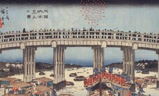 庶民も満喫の江戸時代の川開き!物売り舟や屋形船、連日の花火で隅田川は大賑わい