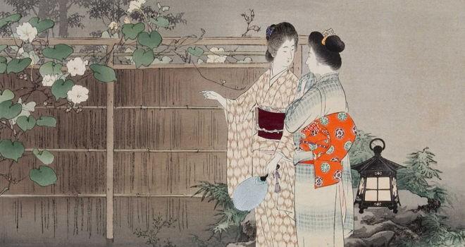 クーラーも扇風機すらもない江戸時代、どうやって暑い夏をのりきっていたの?