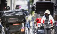 乗ったことある?ゆったり感と独特の風情、レトロなタクシー「人力車」の魅力
