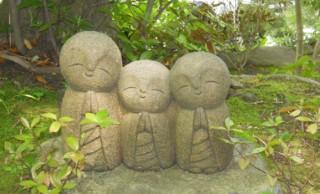 全部見つけられた?鎌倉・長谷寺の可愛らしいお地蔵さま「良縁地蔵」探し