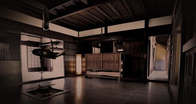 座敷わらしやぬらりひょん…家の中の薄暗〜いところに現れる妖怪たち