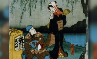 江戸時代グルメ雑学(6)江戸時代の麺といえば「夜鷹そば」名前の由来は遊女と鷹匠?