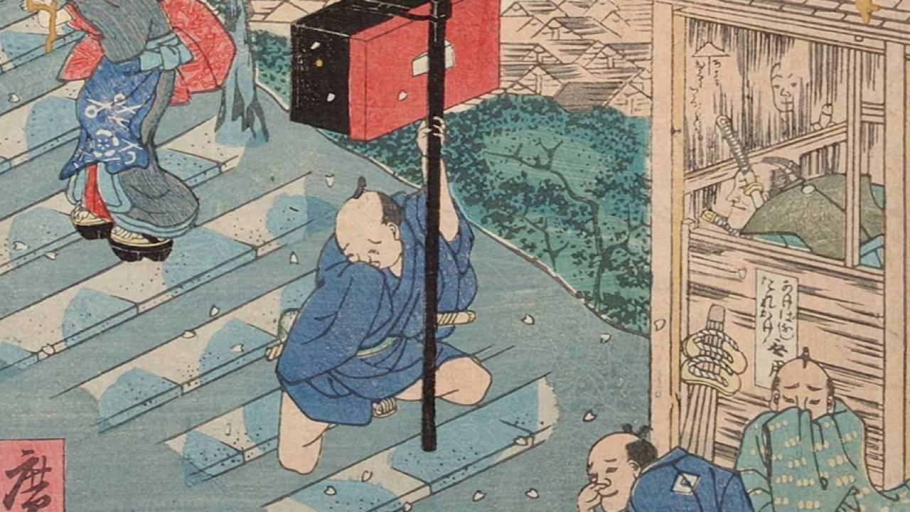 トホホ…。女性はトイレに行くのも一苦労、落書きもあった江戸時代のトイレ事情