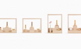 仏壇を究極シンプルに。現代の住まいにあったレイアウト自由な仏壇「いのり箱」