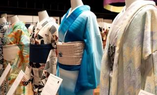 フォトレポート!キモノと和文化の祭典「東京キモノショー2017」GW期間で開催中