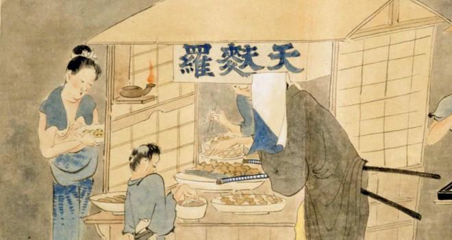 江戸時代グルメ雑学(4)串カツスタイルだった江戸の「天ぷら」が現代の形になるまで