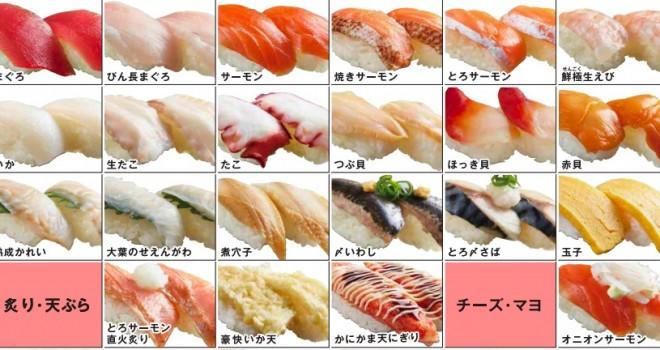 寿司も麺類もデザートも!かっぱ寿司が「70分間 食べ放題」を期間・店舗限定でスタート
