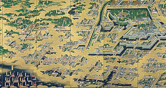 徳川家康が粗末な江戸城に入城したのは、江戸のポテンシャルに気づいたから?