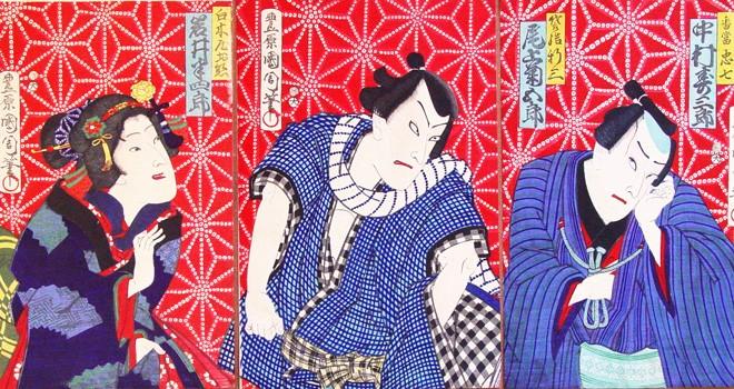 梅雨ならではの空気感がカッコいい歌舞伎の演目「髪結新三」で雨の季節を楽しもう!