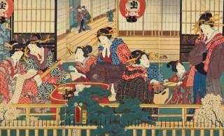 江戸吉原の甘酸っぱい夜♪ を彩った名物スイーツ「甘露梅」ってどんなものなの?
