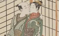 キスは江戸時代の方がスゴい!?実に生々しく切なかった「口吸い」