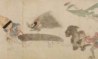 妖怪との遭遇率高し!?江戸時代、山の中にはどんな妖怪が棲んでいた?