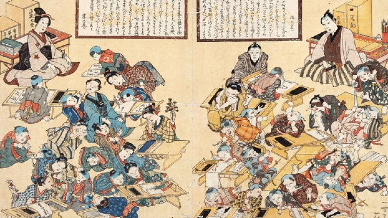 江戸の識字率の高さは世界トップレベルだった?その秘密は寺子屋にあり