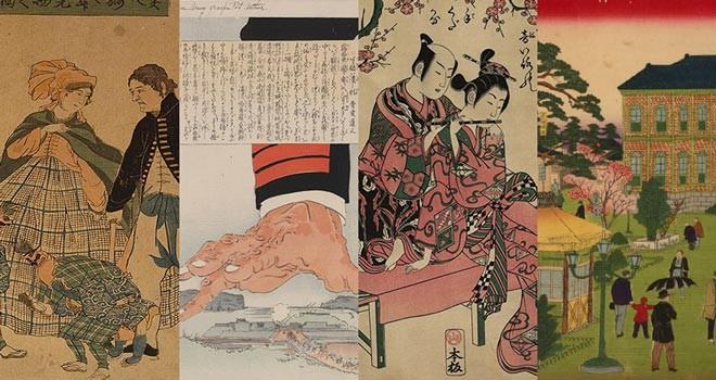 その数2600点超!ダウンロード可能な浮世絵・日本画が米国議会図書館で公開中