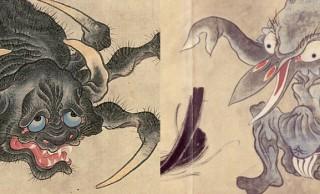 怖や怖や!襲ったり食べたり、人間に危害を加える恐ろし妖怪たち