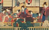 遊女たちの自由時間♡江戸時代、吉原遊郭の朝はどのようなものだったのでしょうか?